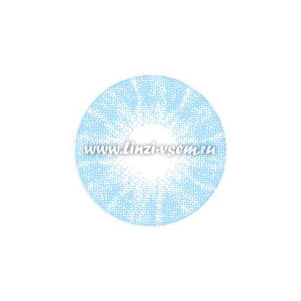 Цветные линзы EOS Dorie Sapphire фото 3